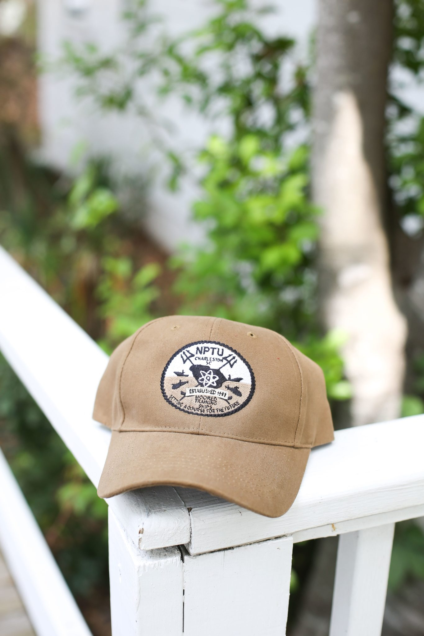 charleston cotton exchange custom hat