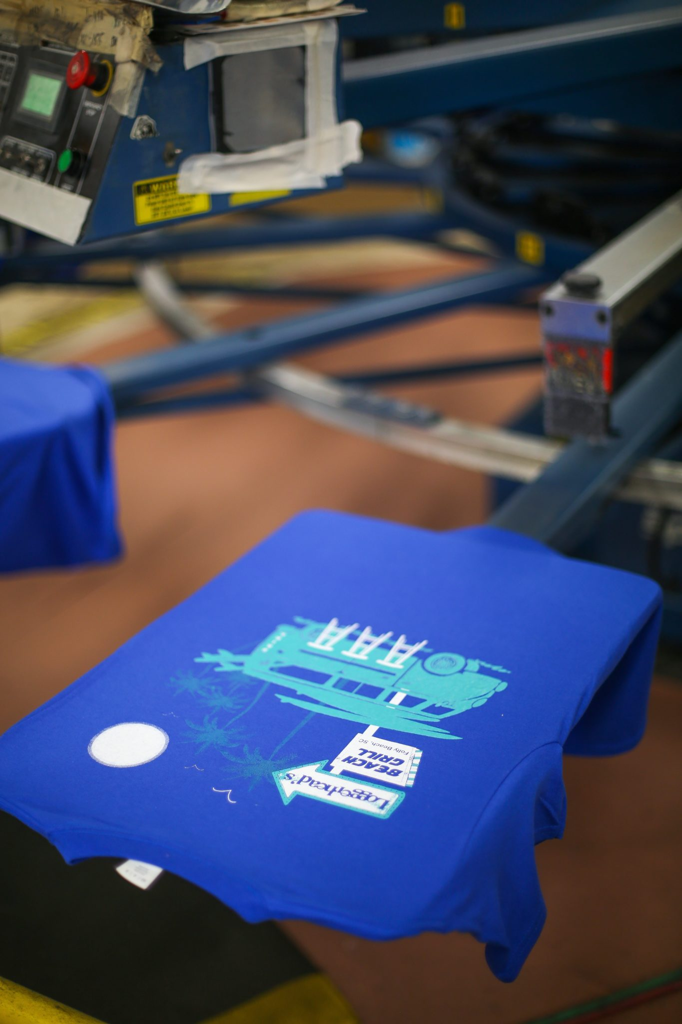 charleston cotton exchange custom printing process