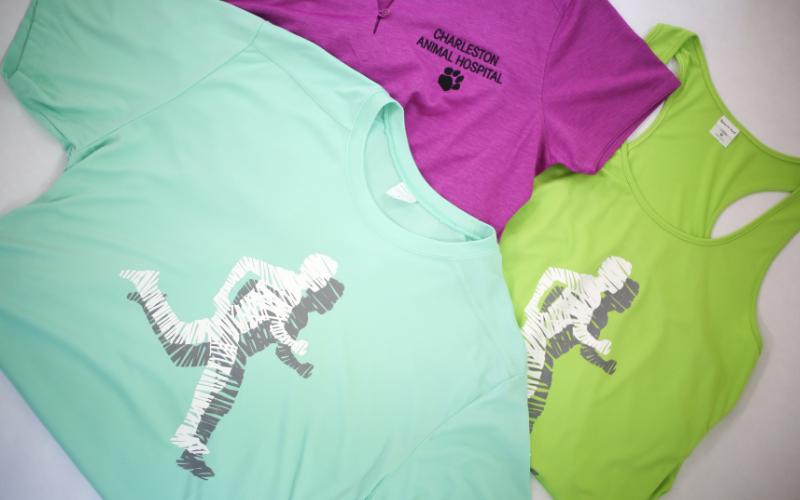 charleston cotton exchange custom t-shirt