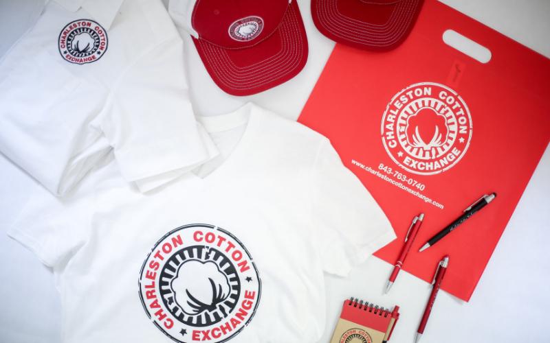 charleston cotton exchange promotional items